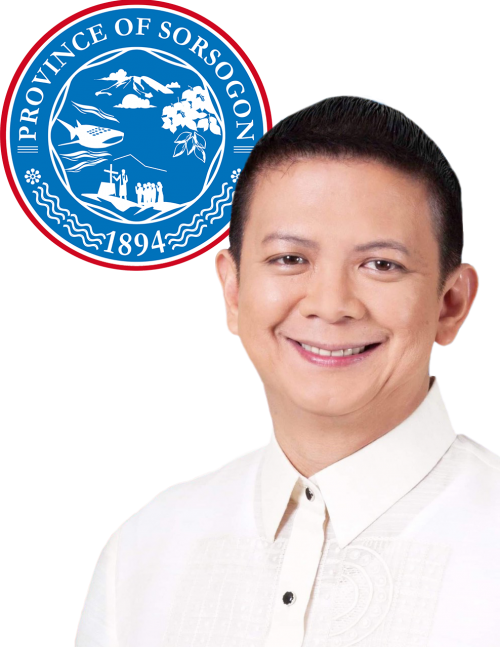 sorsogon gov with seal